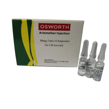GMP Artemether Injection 80mg / ml