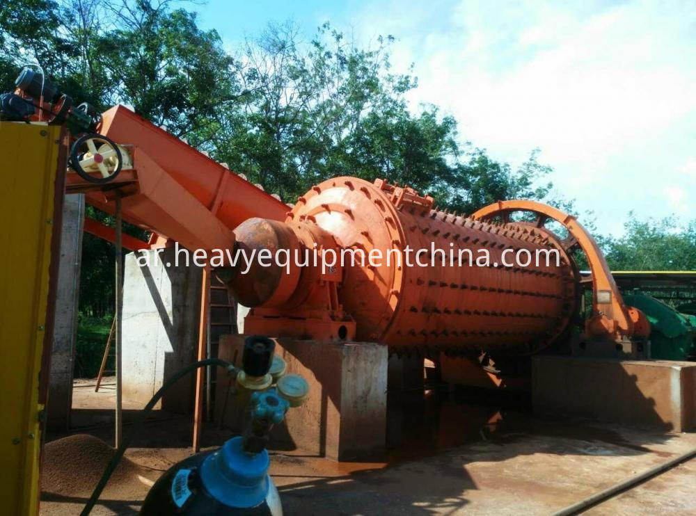 ore grinding ball mill