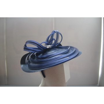 NEU-Frauen pp Church Fascinators Hats --YJ86