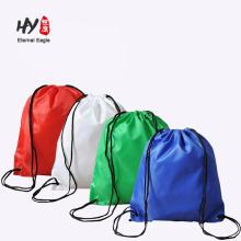 Multipurpose non woven gym drawstring backpack