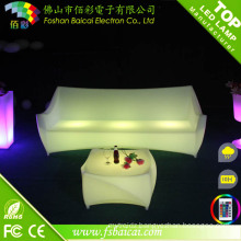 Color Changing LED Sofa (BCR-153S)