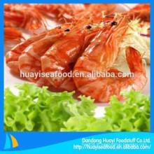 Enquête étrangère sur les crevettes séchées congelées avec une qualité élevée