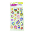 Colorful Balloon Corner Paper Stickers for Pictures Photo Albums Frame Home Decoration Scrapbook Stickers