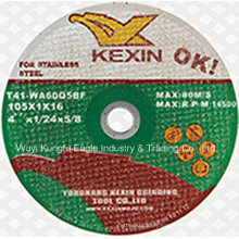 105mm Fiberglass Cutting Disc for Metal Manufacturer