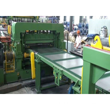 Aluminum Sheet Fly Cutting to Length Line