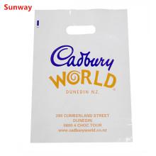 Kleine Plastikeinkaufstaschen