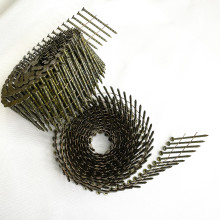 High Quality Galvanized Smooth Shank Wire Coil Nails For Pallet