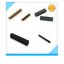China Factory 1.27 Cabeçalho Feminino para Placa PCB