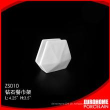Eurohome Diamant Entwurf Restaurant zuhause Serviettenhalter für Tabelle