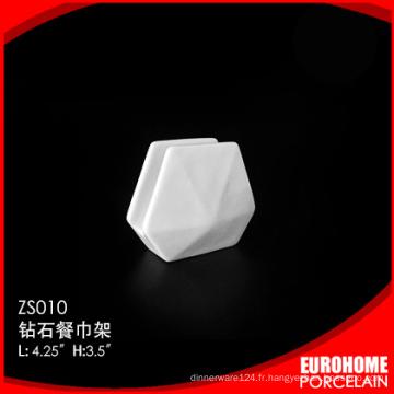EuroHome diamant design restaurant maison porte-serviettes de table