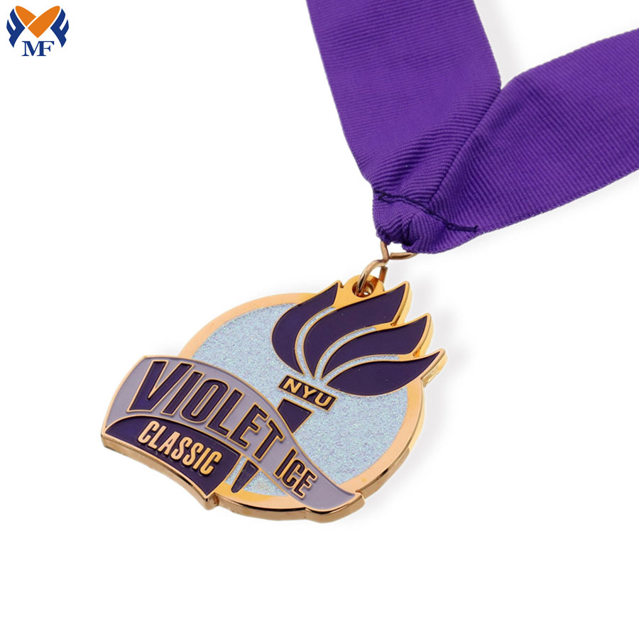 Personalized Medals Enamel