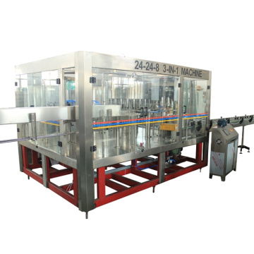 Drinking Water Filling Productoin Machine Line with 2000-20000bph