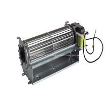 Ensemble de ventilateur de foyer pour grumes à gaz