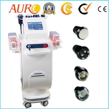 Máquina de pérdida de grasa / peso rápido de cavitación multifunción