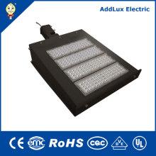 110-277V 347V-480V 200W 240W lâmpada de inundação LED para estacionamento
