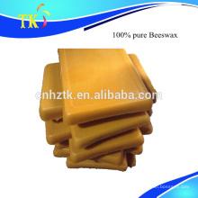 Cera de abelha 100% pura usada para cosméticos, vela