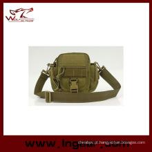 Saco do estilingue cintura tático militar sacos desporto ao ar livre #046