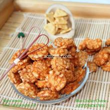 corn snacks food fried rice cracker