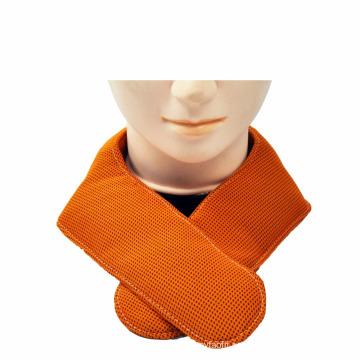 EVERCRYO оранжевый цвет мгновенный охлаждения Ice-гель пакет шеи с быстрое охлаждение полотенце