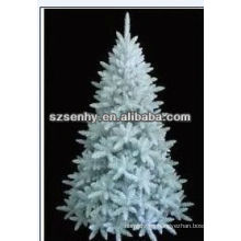 Árbol de Navidad artificial de pvc nieve