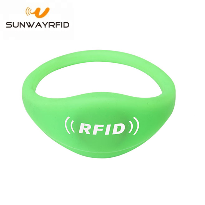 rfid wristband locker key