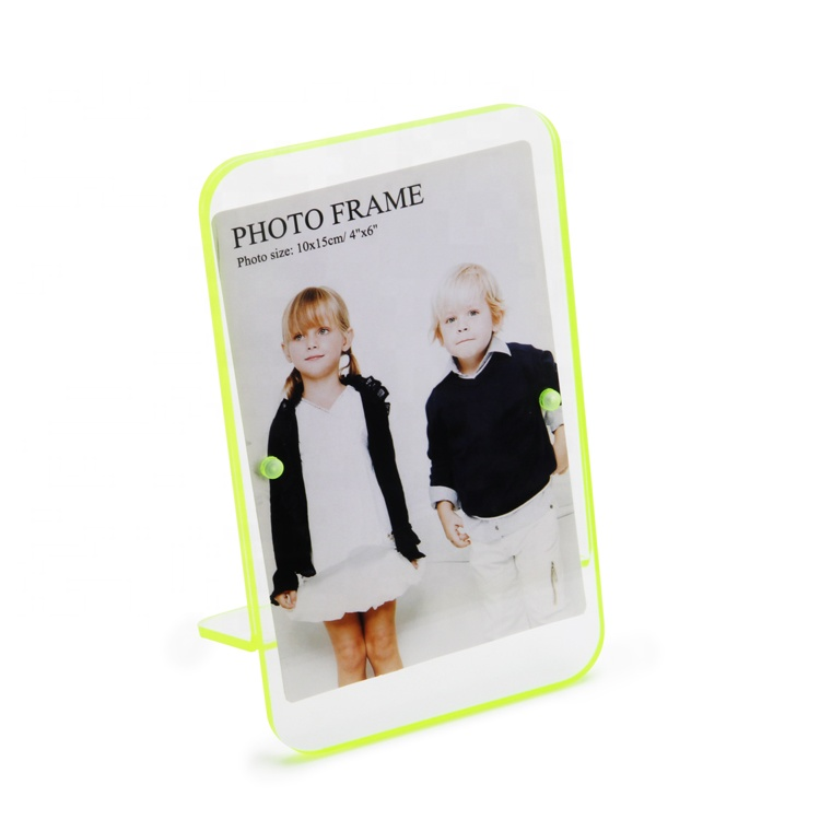 Colorful Magnet Photo Frames
