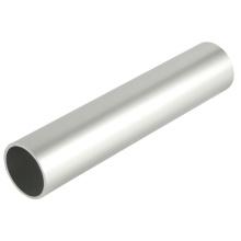 6061 6063 tuyau en aluminium tube rond en aluminium extrudé