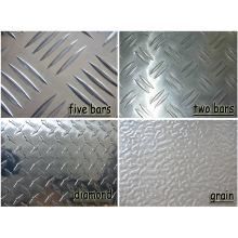 Heißer Verkauf 2124 Aluminium Checkered Plate