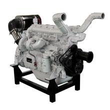 445kw Diesel Engine Prime Output Generator Usage