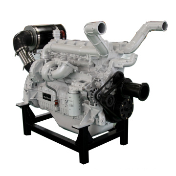 50Hz Prime Output 337kw Turbocharged Diesel Engine