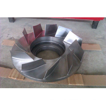 Vibrations in Impeller of Centrifugal Blower