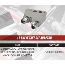 LS Chevy take off adaptors