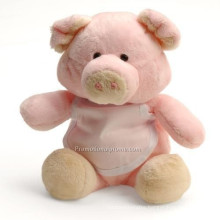 cute toy pig fate plush toy