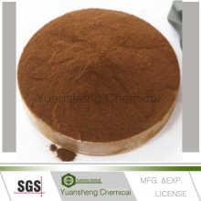 Lignosulfonate de calcium de bois-béton chimique