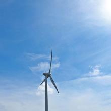 Низкотоксичный раствор фтора для генератора ветряных турбин