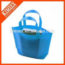 Custom brand cotton non woven shopping bag