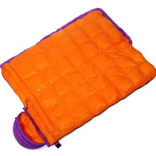 Autumn and Winter Down Sleeping Bag Envelope Filled with 1000g of 90%