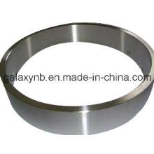 Anel de titânio para uso industrial