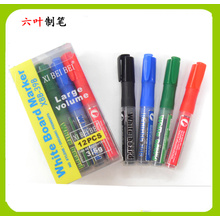 Non Toxic Refillable Ink Whiteboard Marker Pen (39B-1) , Stationery Pen
