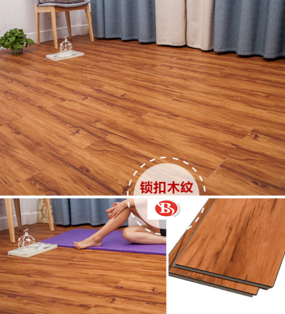 PLANCHES DE PLANCHER SPC ECO-friendly