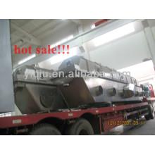 Secador de lecho fluidizado de sal refinado de Changzhou fabricante