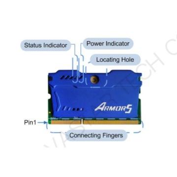 Display LED modelo de cartão de recepção A5