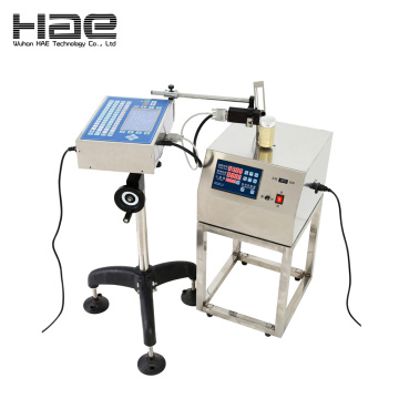 High Resolution Plastic Bottle Batch Coding Machine
