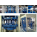Hochwertiger Dieselmotor Handverriegelung Lehmziegelmaschine