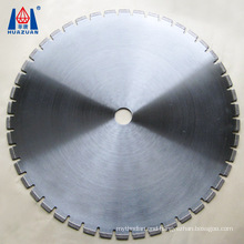 middle diamond blades for stone cutting
