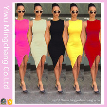 Trendy Inexpensive Women Black Tight Sexy Club Dress
