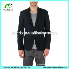2016 black leisure mens Blazer Jackets