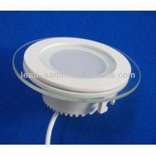Smd 5W Oberfläche montiert LED-Downlight-Glas