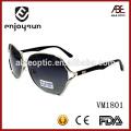 Las gafas de sol del safari del puente doble del estilo del Mens venden al por mayor Alibaba