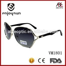Lunettes de soleil à double pont safari lunettes de soleil en gros Alibaba